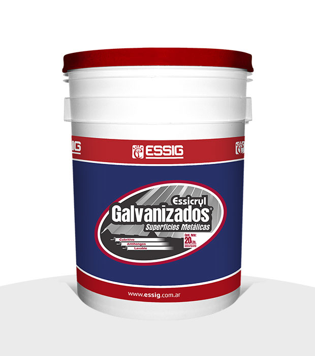 Essicryl Galvanizados