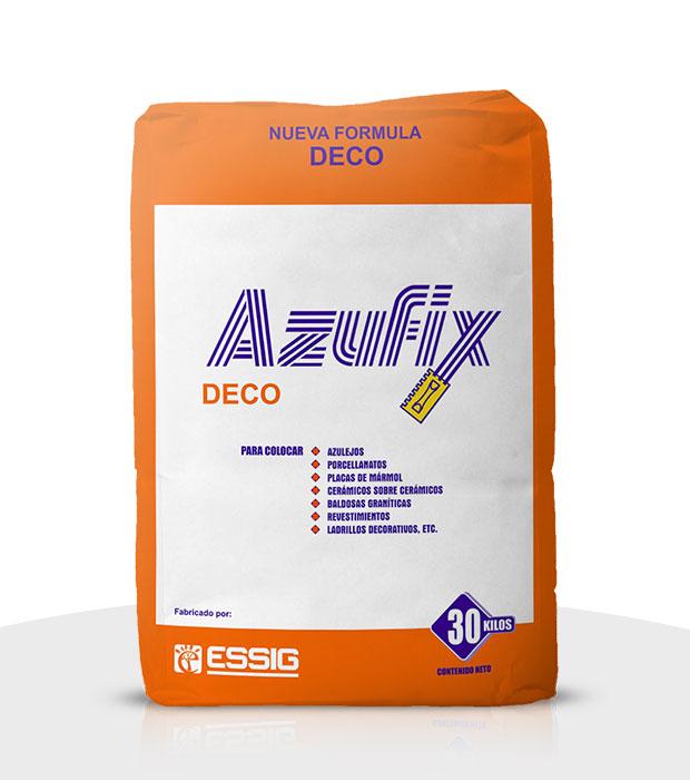 Azufix Deco